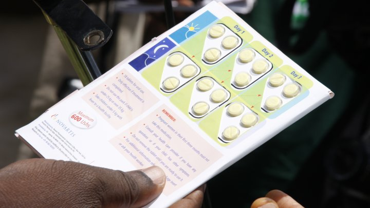 Malaria prevention medications