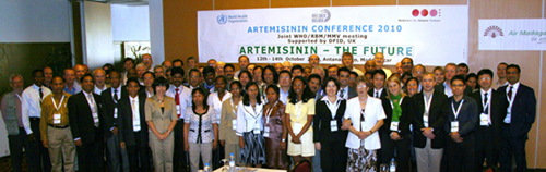 2010 Conference Attendees